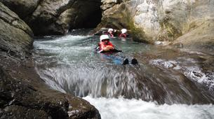 Canyoning-Lucca-River Trekking in the Cocciglia Canyon near Lucca-2