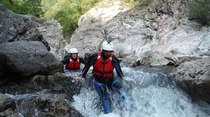 Canyoning-Lucca-River Trekking in the Cocciglia Canyon near Lucca-6