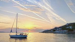 Sailing-Mykonos-Sunset Sailing Yacht Cruise in Mykonos for Adults only-1