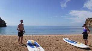Stand Up Paddle-Lagos-SUP excursion in the Algarve Caves near Lagos-2