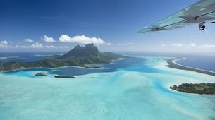 Vols Panoramiques-Bora Bora-Vol panoramique en hydravion au dessus de Bora Bora et Tupai-3