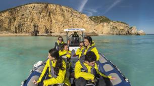 Jet Boating-Lisbon-Speedboat tour in Arrabida Natural Park near Lisbon-1