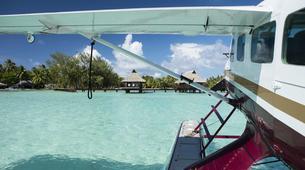 Vols Panoramiques-Bora Bora-Découverte de Taha'a en hydravion depuis Bora Bora-2