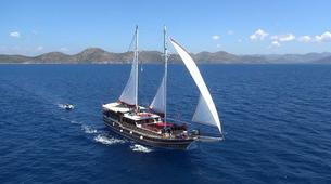 Sailing-Marmaris-Adventure Diving Cruise for 7 Nights from Marmaris to Selimiye-1