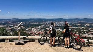 VTT-Guimaraes-MTB Tour to Penha Mountain in Guimarães-1
