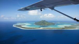 Vols Panoramiques-Bora Bora-Découverte de Maupiti - Vol panoramique en avion et croisière depuis Bora Bora-1