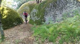 VTT-Guimaraes-MTB Tour to Penha Mountain in Guimarães-2