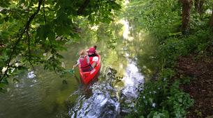 Kayaking-Vexin Regional Nature Park-Canoe Rental on the Epte River in Normandy-2