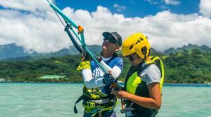 Kitesurf-Tahiti-Stage et Cours de Kitesurf à Tahiti-2