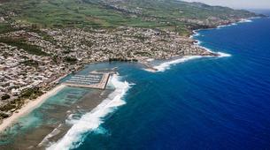 Helicopter tours-Piton de la Fournaise-Helicopter Flight over the Piton de la Fournaise, Reunion Island-5