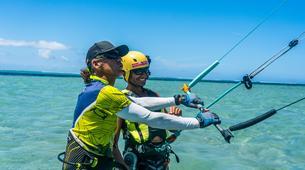 Kitesurf-Tahiti-Stage et Cours de Kitesurf à Tahiti-1
