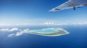 Vols Panoramiques-Bora Bora-Vol panoramique en hydravion au dessus de Bora Bora et Tupai-1