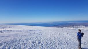 Hiking / Trekking-Reykjavik-Hiking the Great Eyjafjallajökull Volcano, Seljavellir-1