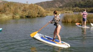 Stand Up Paddle-Lagos-SUP excursion in the Aljezur River and Amoreira Beach near Lagos-4