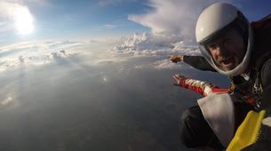 Skydiving-Thalmässing-Tandem Skydiving at the airport Thalmässing-Waizenhofen, Bavaria-2