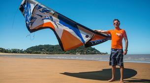 Kitesurfing-French Guiana-Kitesurfing Lessons in Cayenne, French Guiana-5