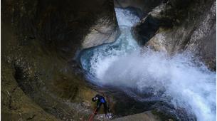 Canyoning-Grenoble-Extreme 5 Days Canyoning Course near Grenoble-6