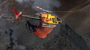 Helicoptère-Volcan Piton de la Fournaise-Vol en Hélicoptère au-dessus du Piton de la Fournaise, La Réunion-3