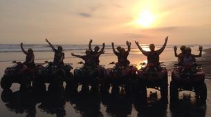 Quad biking-Tabanan-Sunset Quad Biking on Pasut Beach in Bali-2