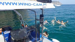 Jet Boating-Lisbon-Speedboat tour in Arrabida Natural Park near Lisbon-5