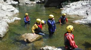 Canyoning-Lucca-River Trekking in the Cocciglia Canyon near Lucca-5