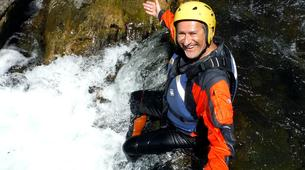Canyoning-Lucca-River Trekking in the Cocciglia Canyon near Lucca-4