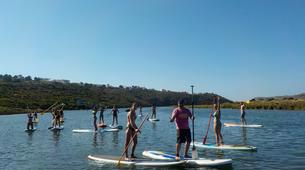 Stand Up Paddle-Lagos-SUP excursion in the Aljezur River and Amoreira Beach near Lagos-6
