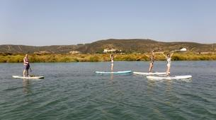 Stand Up Paddle-Lagos-SUP excursion in the Aljezur River and Amoreira Beach near Lagos-3