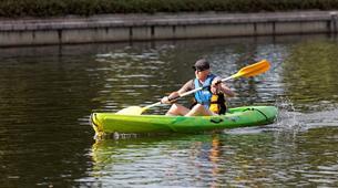 Canoë-kayak-Caen-Location de Canoë-Kayak sur l'Orne à Caen-5