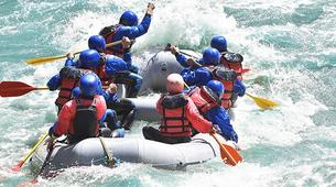 Rafting-Sierre-Full-Day Rafting Adventure in the Swiss Alps, Valais-1