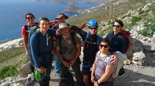 Rock climbing-Kalymnos-Kalymnos Intermediate Climbing Course-4