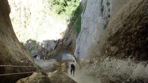 Canyoning-Grenoble-Extreme 5 Days Canyoning Course near Grenoble-1
