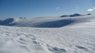 Hiking / Trekking-Reykjavik-Hiking the Great Eyjafjallajökull Volcano, Seljavellir-2