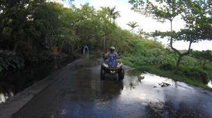 Quad-Maïdo, Saint-Paul-Randonnée en Quad sur l'Île de La Réunion-1