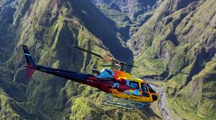 Helicoptère-Saint-Pierre-Survol de l'Île de La Réunion en Hélicoptère-1