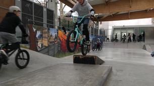 BMX-Paris-Cours Privé de BMX Freestyle à Paris-6