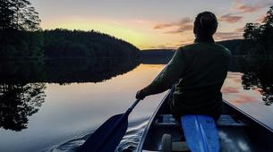 Kayaking-Stockholm-Kayaking on the rivers of Stockholm's wilderness-1