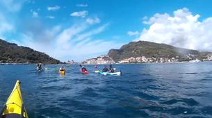 Sea Kayaking-Genova-5-day Kayaking Trip around the Italian Riviera-7