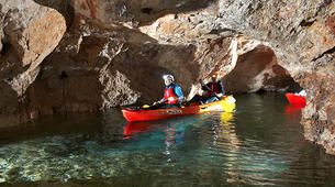 Canoë-kayak-Bled-Underground Black Hole Kayaking Experience from Bled, Slovenia-1