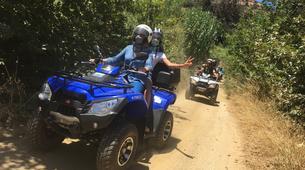 Quad biking-Heraklion-Quad Safari around Crete-3