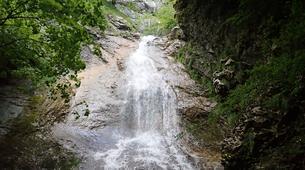 Canyoning-Annecy-Le canyon de la Mine près d'Annecy-4
