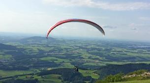 Paragliding-Salzburg-Tandem Paragliding near Salzburg, Austria-2