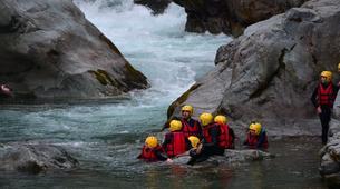 Canyoning-Alagna Valsesia-River Trekking near Alagna Valsesia, Aosta Valley-4
