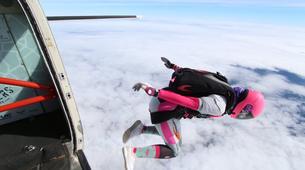 Skydiving-Westerwald-Tandem Skydiving in the Westerwald, near Frankfurt-4