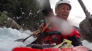 Kayaking-Voss-Tandem River Kayaking in Voss-5