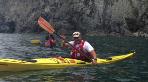 Sea Kayaking-Genova-5-day Kayaking Trip around the Italian Riviera-5