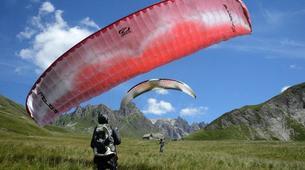 Paragliding-Briançon, Serre-Chevalier-Paragliding Taster Course in Briançon, Serre-Chevalier-5