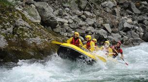 Rafting-Alagna Valsesia-Classic Rafting near Alagna Valsesia, Aosta Valley-4