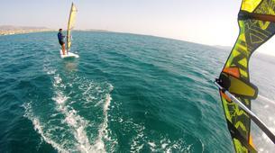 Windsurf-Antiparos-Windsurf Beginners Course in Antiparos, Greece-1