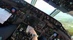 Air Experiences-Venice-Airbus A320 Professional Flight Simulator Experience for Pilots near Venice-2